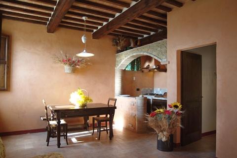 Forum cucina rustica quale colore nelle pareti - Colore parete cucina noce ...