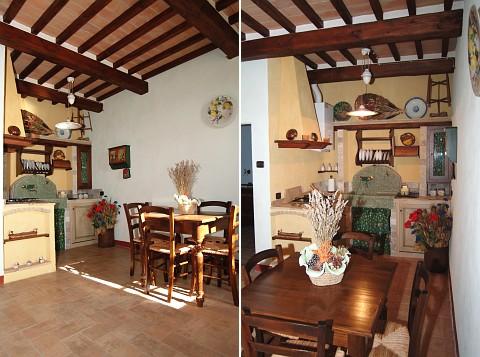 Cucine Piccole Rustiche : Arredare piccole cucine affordable arredare piccole cucine with